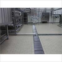 Steel Plant Acid Resistant Tile Lining