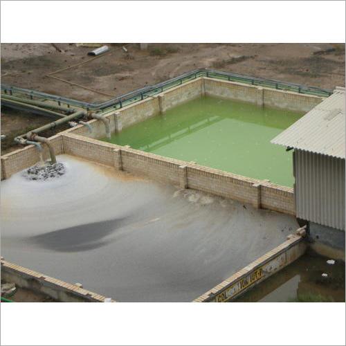 ETP Tank Acid Resistant Tile Lining