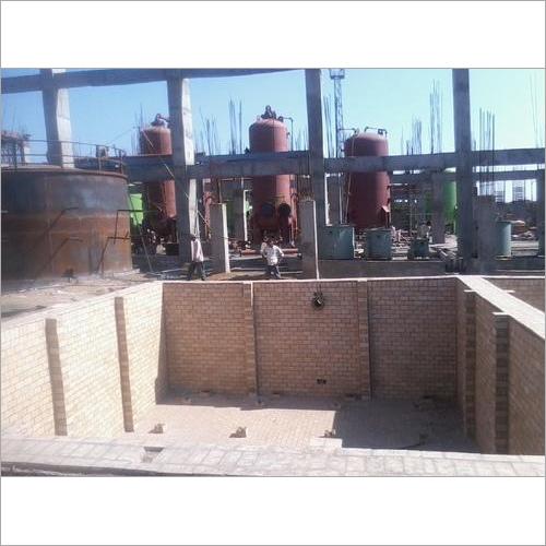 Storage Tank Acid Proof Tile Lining