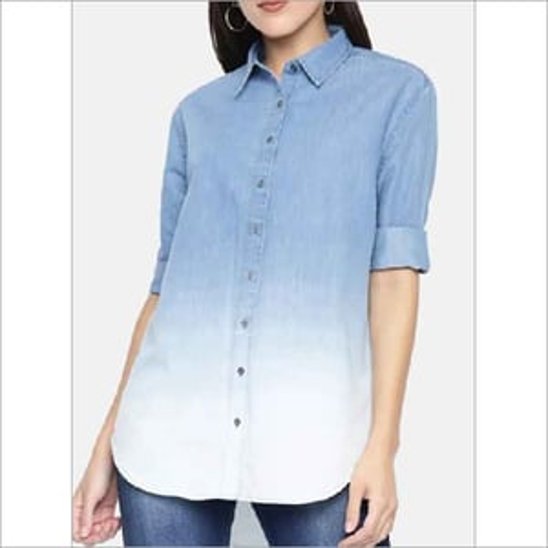 Women Denim Shirt