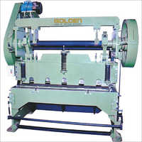 Overcrank Type Shearing Machine