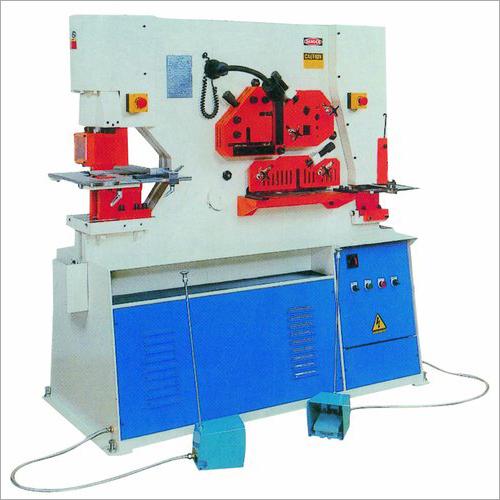 Universal Hydraulic Ironworker Machine