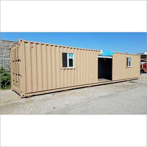 Tiny House Cargo Container