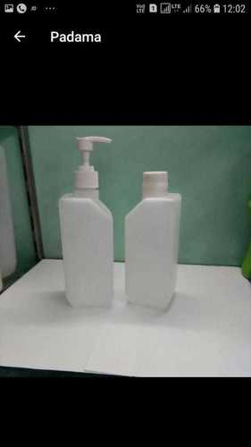 Sanitizer bottle