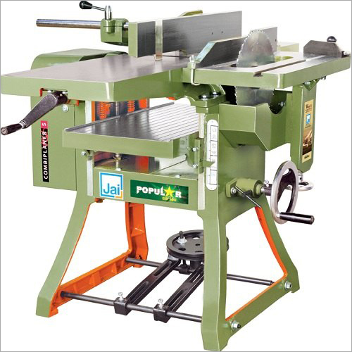 Wood Working Combi Planer Machine