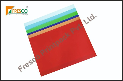 Colored Synthetic Paper