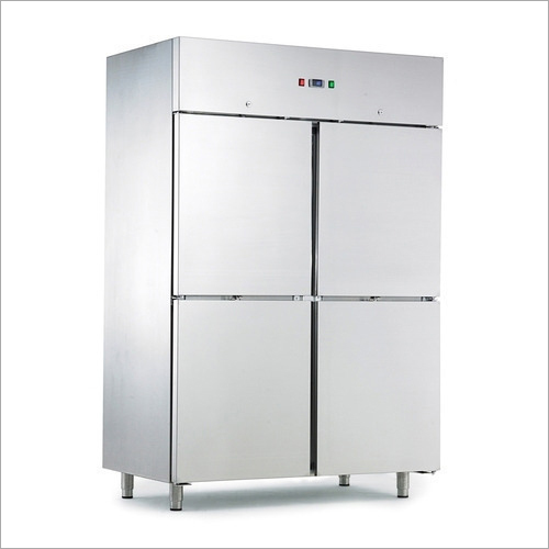 Commercial Four Door Vertical Refrigerator