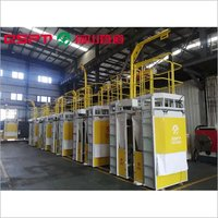 Seam Welding Machine Heavy Saw Horizontal Welding Machine (Double Sided Welder) for big Tank