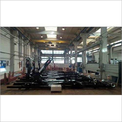 Automated Hydraulic Lifts