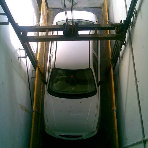 Automated Vehicle Lifts