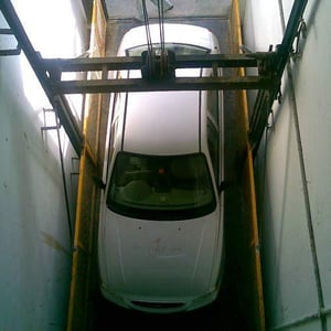 Traction Car Lift