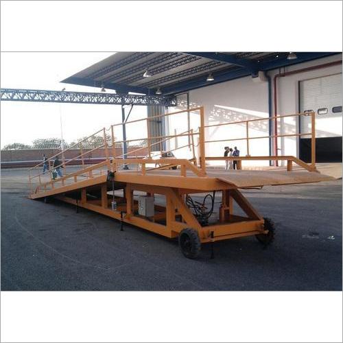 Movable Type Dock Leveler