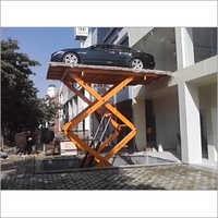 Car Lift platform type