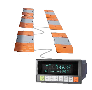 Weigh Pad Weighing System
