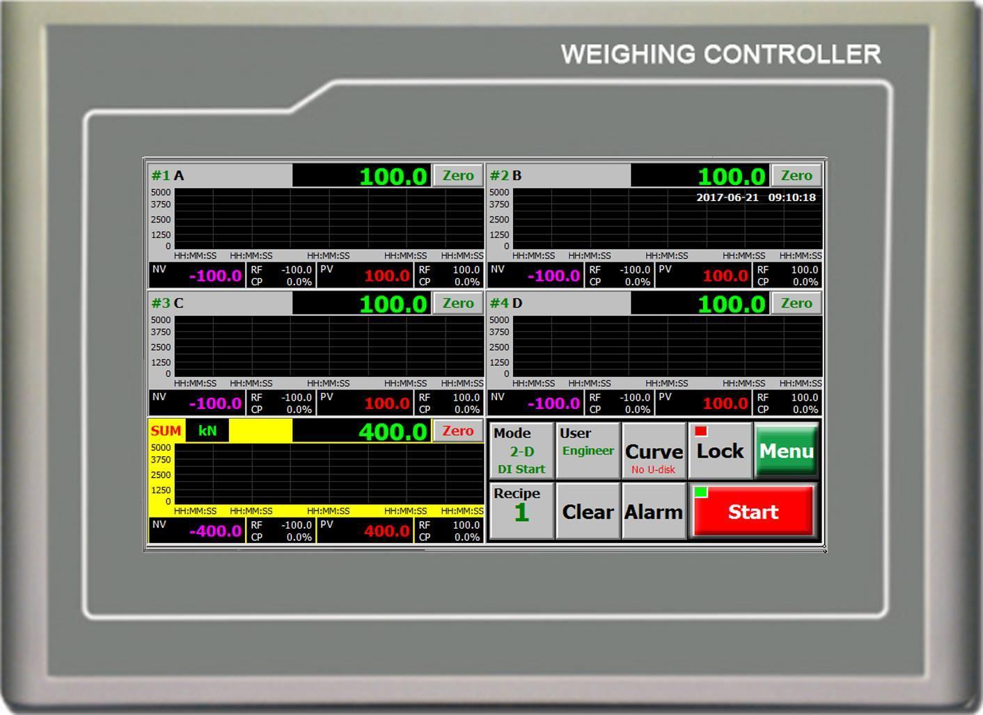 HMI Weighing Controller [ESSM10]