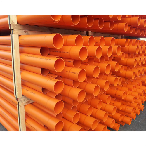 Pvc Electrical Pipe Manufacturers Suppliers And Exporters