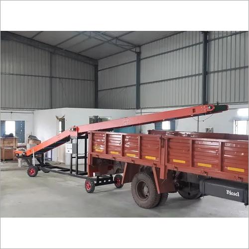 Truck loader and Unloader.