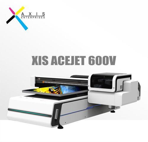 Acejet Plastic Box Printing Machine