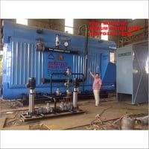 D-Panel Bidrum Boiler Oil Cum Gas Fired