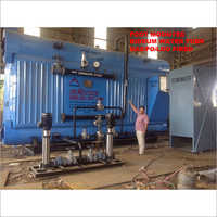 D-Panel Bidrum Boiler Oil Cum Gas Fired