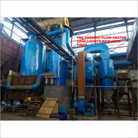 Thermic Fluid Heater Coal Fired