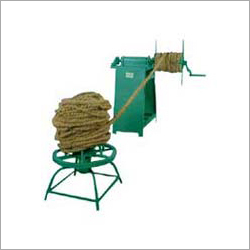 Coir Rewinding Machine