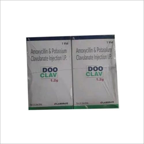 DOO CLAV 1.2G Amoxycillin Clavulanic Injection