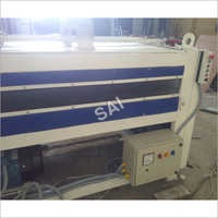 Manual Brush Sanding Machine