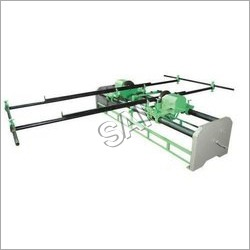 Manual Plywood Brush Sanding Machine
