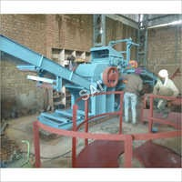 Plywood Chipper Machine