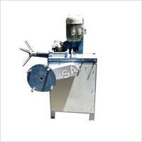Manual Wood Finger Joint Making Machine