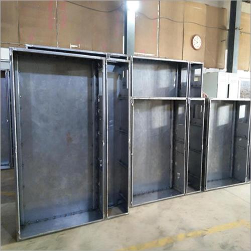 Metal Control Panel Box