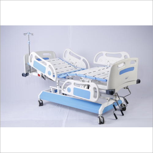 Upgraded 10 Parts ICU Bed Manual