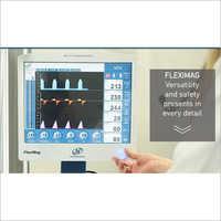 Magnamed Fleximag ICU Ventilator