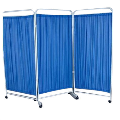 Three Fold Bed Side Screen