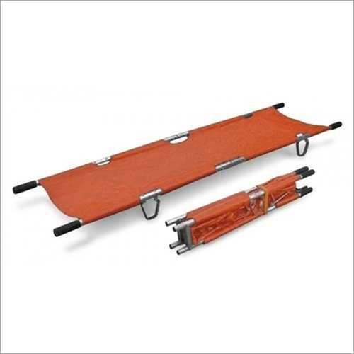 Emergency Foldable Rescue Stretcher
