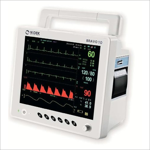 Patient Monitor (Make Nidek Model Bravo 10)