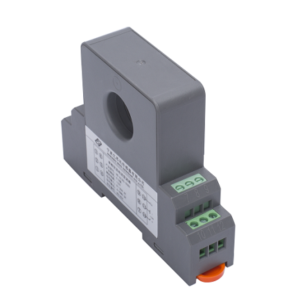 Single Phase AC Current Transducer with Relay Signal Output GS-AI1C1-JxKC
