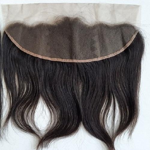 Virgin Straight Human Hair Lace Frontal