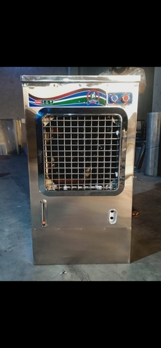 Stainless steel air cooler