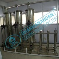 SS Water Treatment System