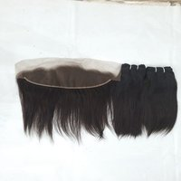 Single Donor  Silky Straight, 100% Virgin Hair