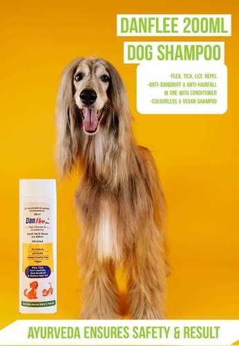 Animal Herbal Shampoo