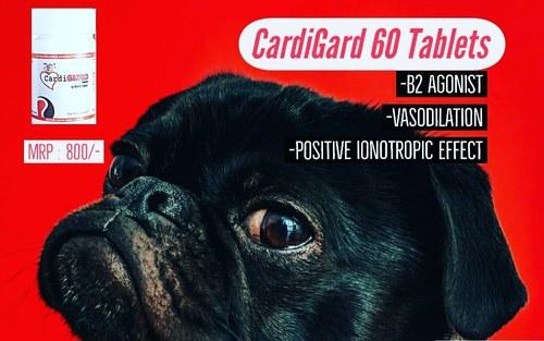 Cardi Gard 60 Tablets