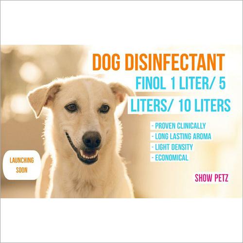 Finol Animal Disinfectant