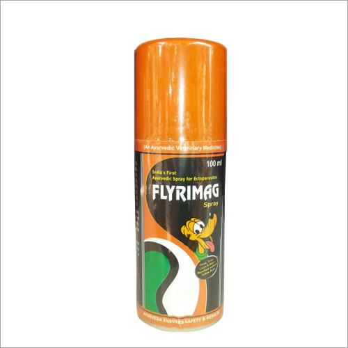 Animal Fly Ticks Maggot Spray