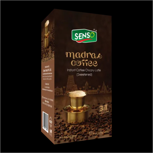 Madras Coffee Premix - One Cup Pouch