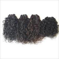 Temple Curly Hair, Single donor hair