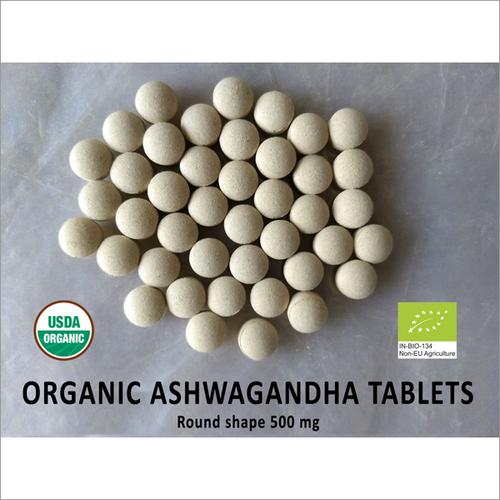 Organic Ashwagandha Tablets