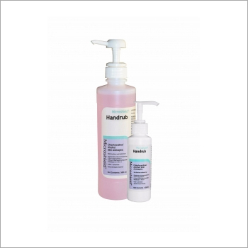Microshield Hand Rub Solution